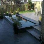 Van de Schoot Hoveniers Dinther achtertuin aangelegd met vijver 3